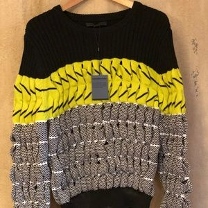 Alexander Wang Bubble Sweater